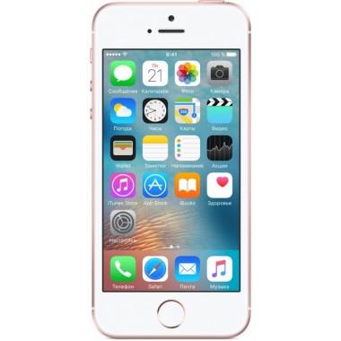 Apple - Apple iPhone SE 32GB (розовое золото) rose gold