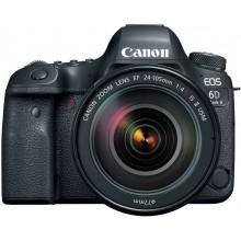 Зеркальная камера Canon EOS 6D Mark II kit 24-105