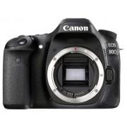 Зеркальная камера Canon EOS 80D kit 18-55 черный