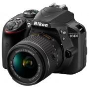 Зеркальный фотоаппарат Nikon D3400 Kit 18-55