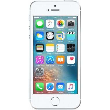 Apple - Apple iPhone SE 32GB (серебро) silver