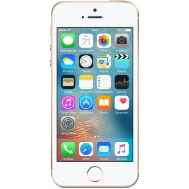 Apple - Apple iPhone SE 32GB (золото) gold