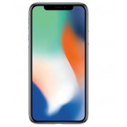 Apple iPhone X 64Gb Silver серебристый