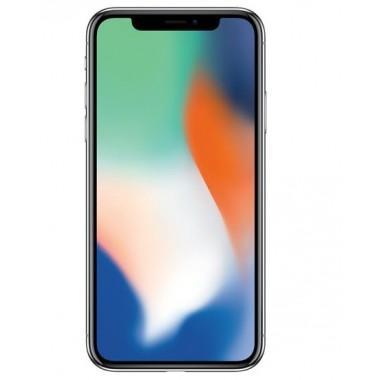 Телефоны и Смартфоны -Apple iPhone X 256Gb Silver серебристый