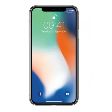 Apple iPhone X 256Gb Silver серебристый
