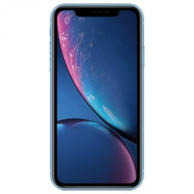 Телефоны и Смартфоны - Apple iPhone XR 128 Gb blue ( голубой)