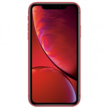 Apple iPhone XR  128 Gb Red (красный )