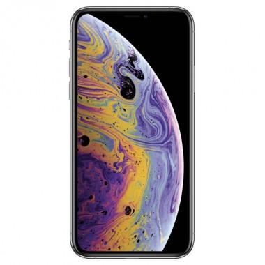 Телефоны и Смартфоны - Apple iPhone XS Max 256 Gb Silver (серебристый)